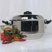 Ultra Core Stockpot With Cover-12 Quart