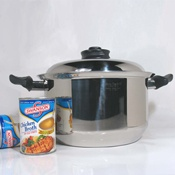 Ultra Core Stockpot With Cover-8 Quart